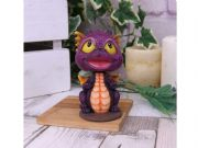 Bobble Head Dragon Figurine Bobblehead Figure Decoration Ornament